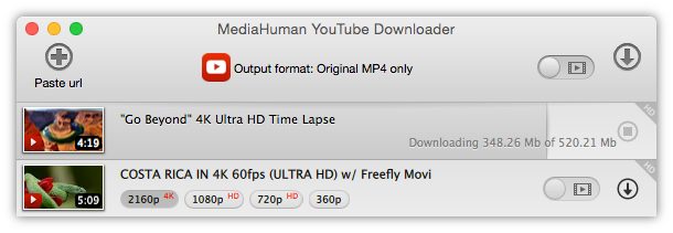 How to download 4K video from YouTube in ONE click
