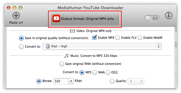 How to download VEVO video from YouTube or Vevo com