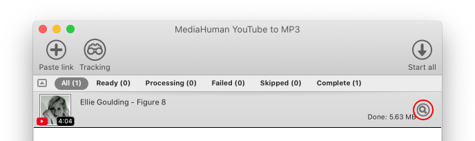 How to download music from YouTube and save it in MP3