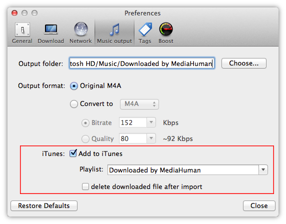 How to transfer youtube music to iphoneipod using mediahuman how to transfer youtube music to iphoneipod using mediahuman youtube to mp3 converter ccuart Choice Image
