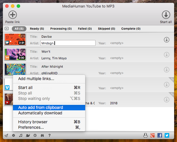 youtube mp3 downloader free download full version for windows 8