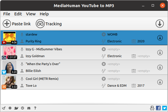 Mpstream, the fastest Online Video Converter and Downloader