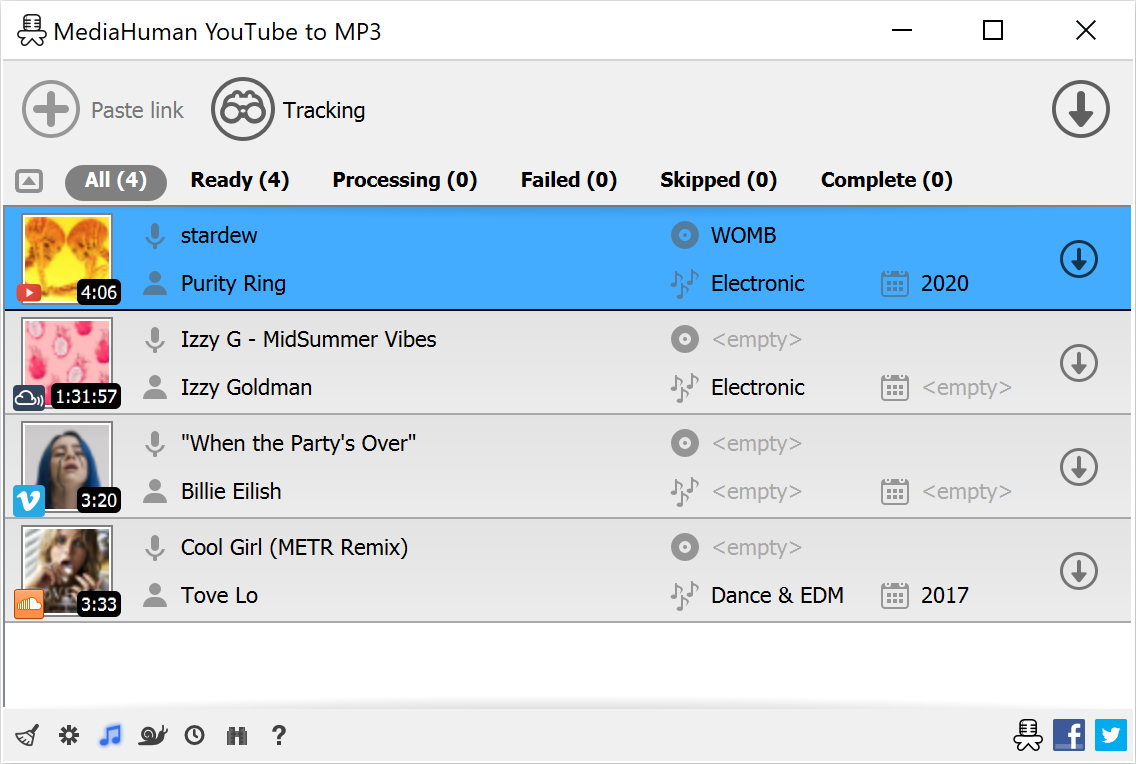 YouTube To MP3 Converter Win